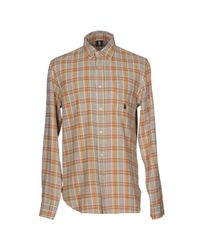 Marina Yachting - Orange Shirt for Men - Lyst