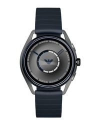 Emporio Armani - Multicolor Smartwatch for Men - Lyst