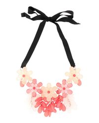 P.A.R.O.S.H. - Pink Necklace - Lyst