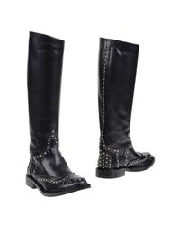 Hotel Particulier | Black Boots | Lyst