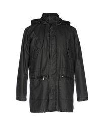 Trussardi - Gray Jacket for Men - Lyst