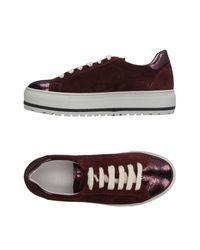 Brunello Cucinelli - Brown Low-tops & Sneakers - Lyst