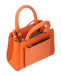 Victoria Beckham - Orange Handbag - Lyst