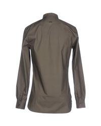 Antony Morato - Gray Shirt for Men - Lyst