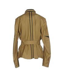 Belstaff - Green Jacket - Lyst