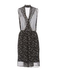 BGN - Black Knee-length Dress - Lyst