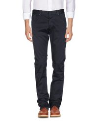 Balenciaga - Blue Casual Trouser for Men - Lyst