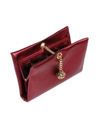 Roberto Cavalli - Red Handbag - Lyst