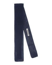 Roda - Blue Ties for Men - Lyst