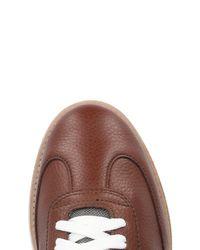 Alberto Guardiani - Brown Low-tops & Sneakers for Men - Lyst