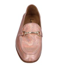 Lemarè - Pink Loafer - Lyst