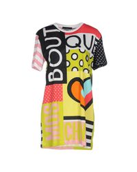 Boutique Moschino - Green T-shirt - Lyst