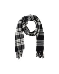 ONLY - Black Scarf - Lyst