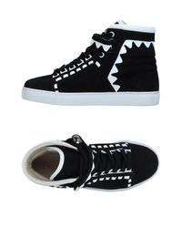 Sophia Webster - Black High-tops & Sneakers - Lyst