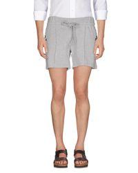 Kris Van Assche - Gray Shorts for Men - Lyst
