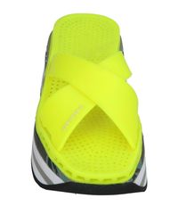 Premiata Yellow Sandals