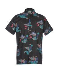 PS by Paul Smith Black Shirts for men