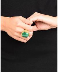 Aurelie Bidermann - Green Ring - Lyst