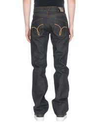 Gianni Versace Couture Black Denim Pants for men