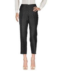 Armani - Gray Casual Trouser - Lyst
