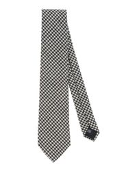 Umit Benan - Black Tie for Men - Lyst