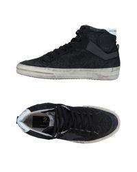 Golden Goose Deluxe Brand - Black High-tops & Sneakers - Lyst
