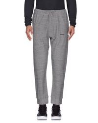 DSquared² - Gray Casual Pants for Men - Lyst