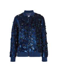 Ashish - Blue Jacket - Lyst