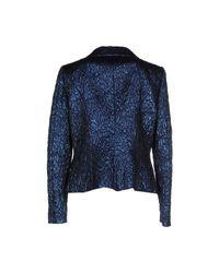 Maria Grazia Severi | Blue Blazer | Lyst