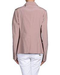 Aspesi - Pink Blazers - Lyst