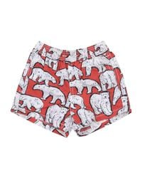 Vilebrequin - Red Swim Trunks for Men - Lyst