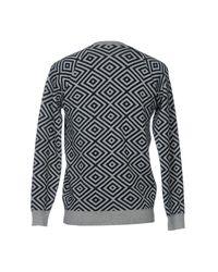 Scaglione - Gray Sweater for Men - Lyst