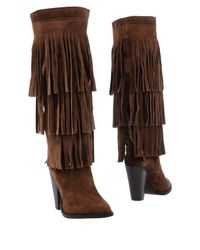 Divine Follie - Brown Boots - Lyst