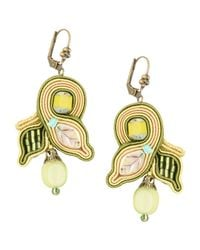 Dori Csengeri - Green Earrings - Lyst