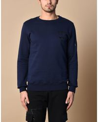 8 - Blue Sweatshirts for Men - Lyst