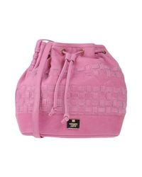 Versace Jeans - Pink Cross-body Bag - Lyst