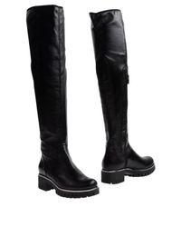 Loretta Pettinari - Black Boots - Lyst