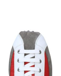 Car Shoe - Red Low-tops & Sneakers for Men - Lyst