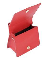 Love Moschino - Red Handbag - Lyst