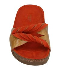 Audley - Orange Sandals - Lyst