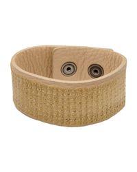 HTC - Natural Bracelet - Lyst
