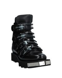 DSquared² - Black Ankle Boots - Lyst