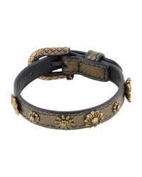 Bottega Veneta - Metallic Bracelets - Lyst