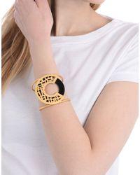 JUDE BENHALIM - Metallic Bracelet - Lyst