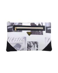 Joyrich White Handbag