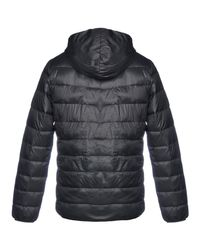 Globe - Black Synthetic Down Jacket for Men - Lyst