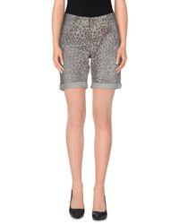 Met | Multicolor Bermuda Shorts | Lyst