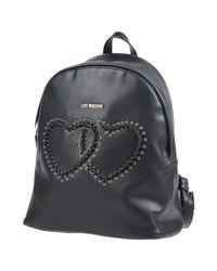 Love Moschino - Black Backpacks & Fanny Packs - Lyst