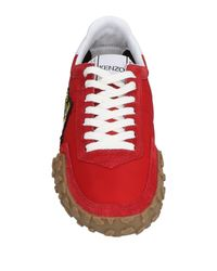 KENZO - Red Low-tops & Sneakers for Men - Lyst