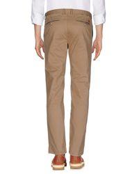 BOSS Black - Natural Casual Trouser for Men - Lyst